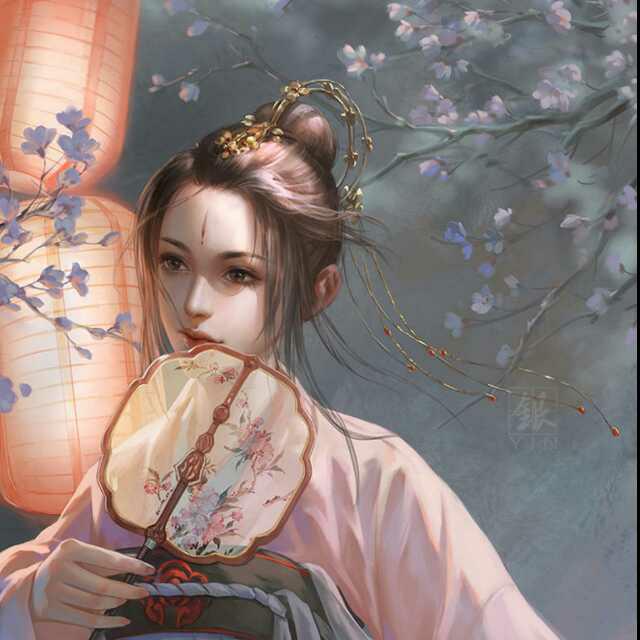 古风短篇:【七弦琴里汉宫秋】文/柏颜