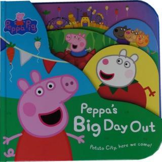 小猪佩琪之幼儿园生活