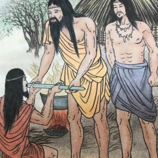 【【中华上下五千年】尧舜禅让】在线收听_添