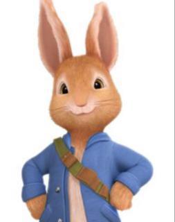 英语故事丨彼得兔之i am peter