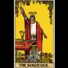 塔罗牌意解析——魔术师