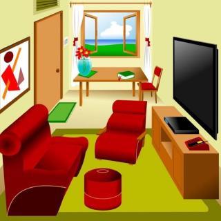 常见家具物品英文