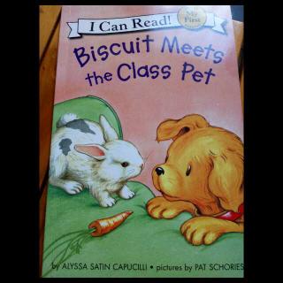 Biscuit Meets the Class Pet讲解版