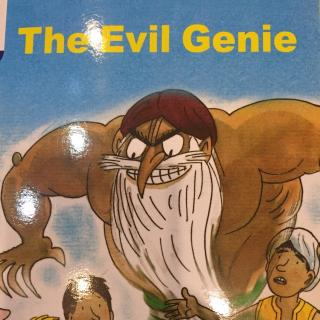 牛津8-8 The Evil Genie