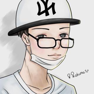 漫画 头像 眼镜