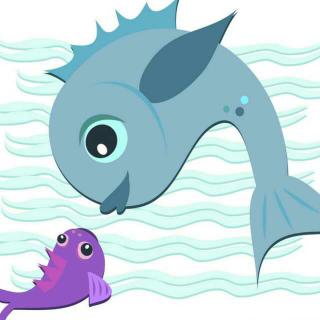 大鱼和小鱼的故事