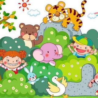 介绍:                              森林中的小动物