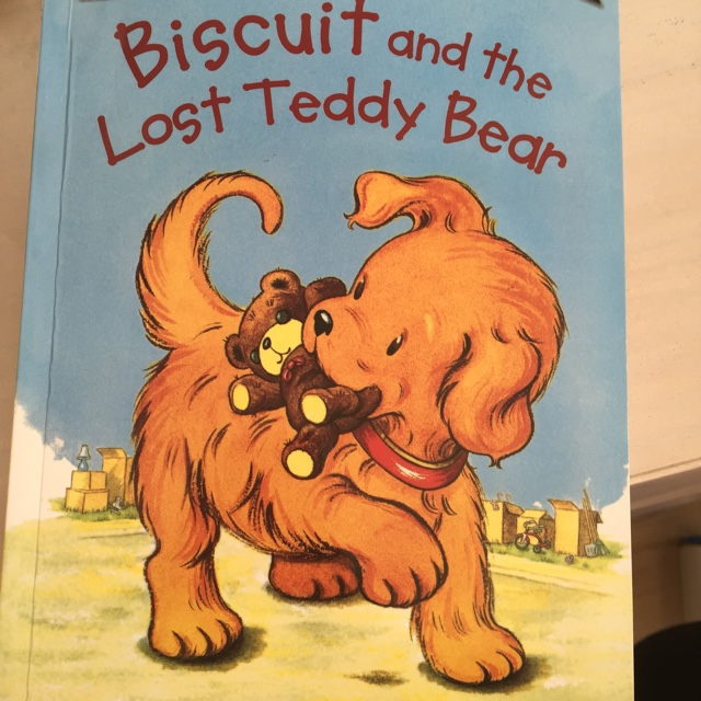 Biscuit and the Lost Teddy Bear