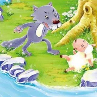 儿童绘本故事《狼和小羊》