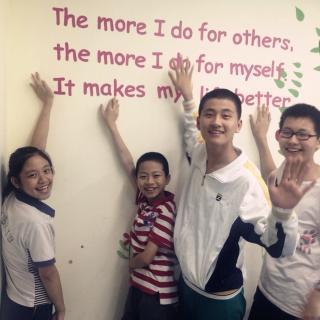 《教育对人的改变有多大》xiaohanyu