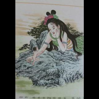 【神话故事:女娲造人】在线收听_大荔枝里的小