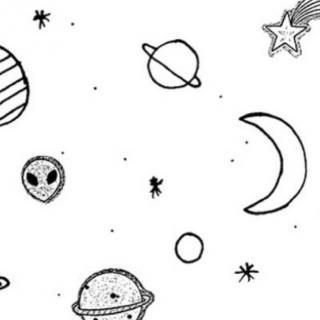 星球手绘图片大全