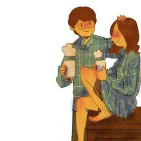 为了遇见你,我珍惜我自己