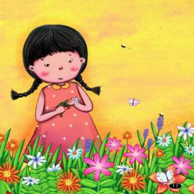 花朵开放的声音