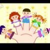 环球青少儿国际英语英文儿歌 Finger Family