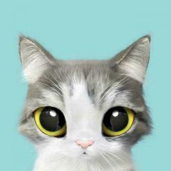 【148】骗你的啦我没有猫