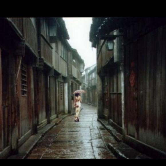 雨巷的板书设计