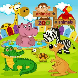 我的家是动物园