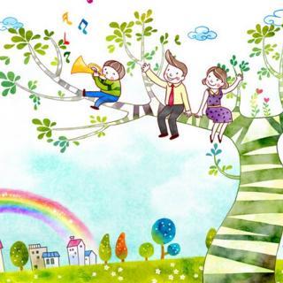 儿童诗:两棵树
