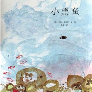 英文绘本故事 swimmy-小黑鱼