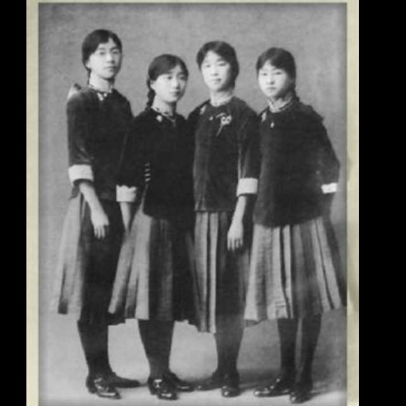 相信林徽因的童年也一定有许多令她难以忘怀的旧事.图片