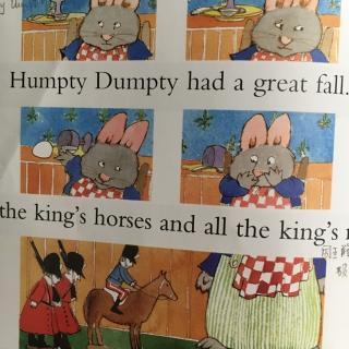 【鹅妈童谣HumptyDumpty】在线收听_静儿和简单盘发视频图片