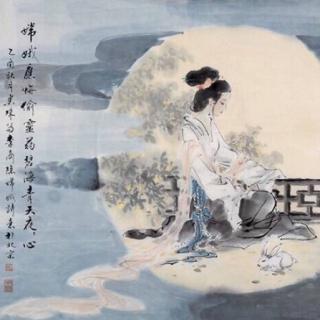 《月亮之上一一桂花树下的爱情》