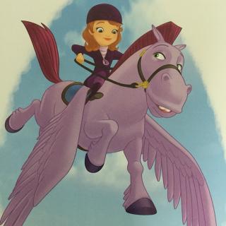 小公主苏菲亚6-勇敢的飞行图片