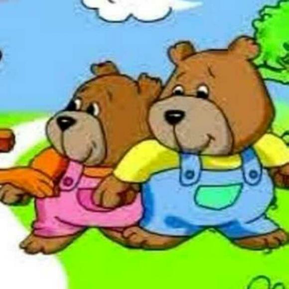 黄瑞讲故事《两只笨狗熊》