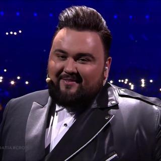 2017欧洲歌唱大赛半决赛第二场:克罗地亚 Jacques Houdek《My Friend》