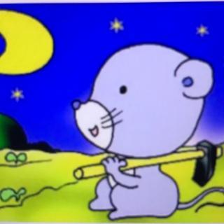 """""""晚安故事汇""""——《戴面具的小老鼠》"""