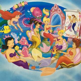 爱丽儿公主的舞会(迪士尼公主)