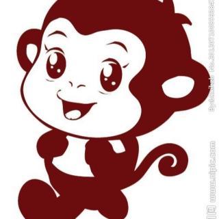 方城裕州小状元幼儿园 故事047-小猴子学本领  190 2