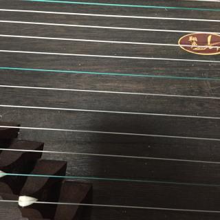 古筝曲---在北京的金山上
