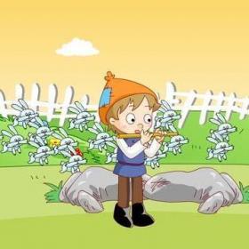 《小猪倌》-影响孩子成长的100个故事
