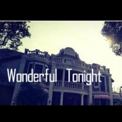 歌曲Wonderful tonight整首