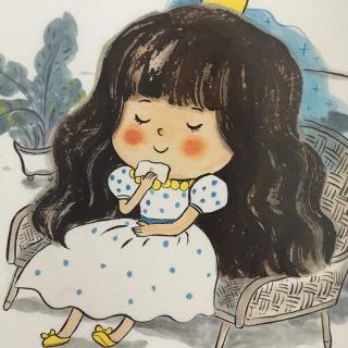 小狮子老师分享粤语绘本故事《公主怎么挖鼻屎》142
