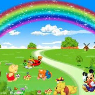 33 彩虹的约定图片