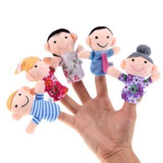 亲子合唱 finger family图片