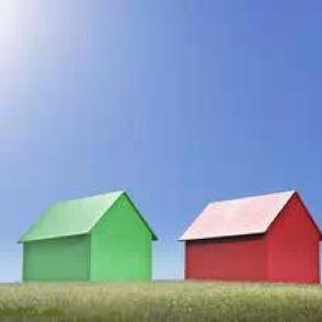 红房子和绿房子
