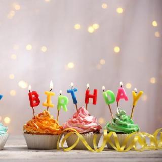 祝我生日快乐.