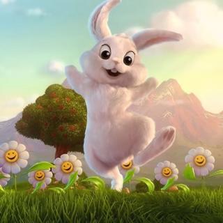 赛锐思睡前故事《懂礼貌的小白兔》