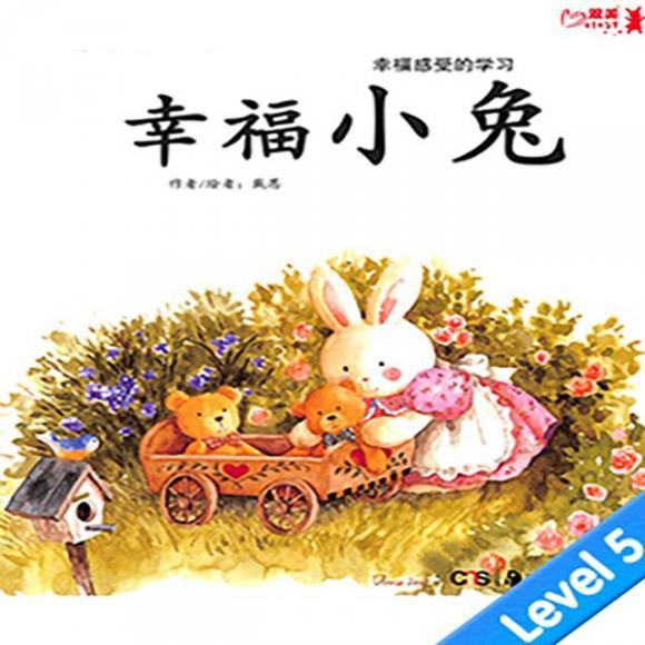 故事从一个可爱的小兔开始.