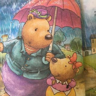 奇怪的雨伞