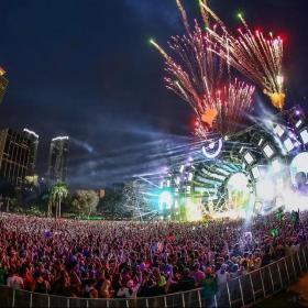 迈阿密现场丶Ultra电音节现场House歌路串烧(DJayiRemix)