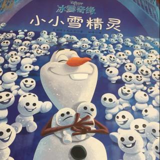 小小雪精灵.冰雪奇缘