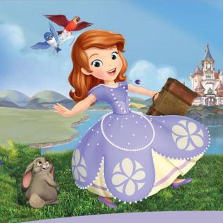康乾妈妈讲经典动画|《小公主苏菲亚:松果与王冠》