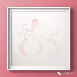 【第二十二期】小白兔和小粉兔
