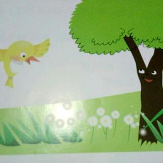 去年的树图片