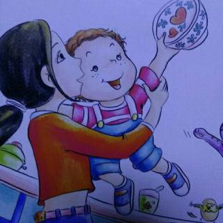 妈妈怎么画_阿米爱妈妈